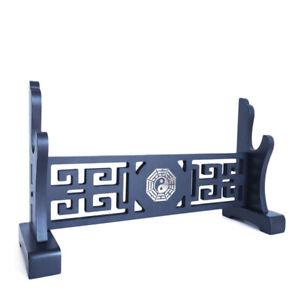 Assembly Samurai Sword Katana Tanto Holder Stand Table Display Rack 1/2/3/4 Tier