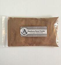 1 oz. Hawthorn Berry Powder (Crataegus Laevigata) <28 g / .063 lb> Berries