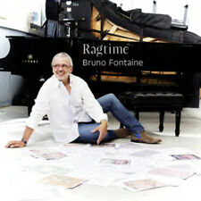 Bruno Fontaine : Bruno Fontaine: Ragtime CD (2013) ***NEW***