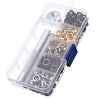 Eyelets Washer Starter Kit 4-6mm Grommets For Leather Crafts DIY 3 Fixing Tools