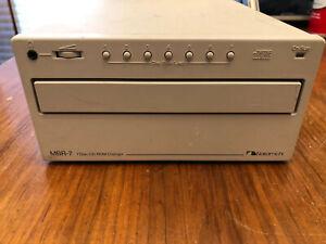 Nakamichi SCSI cdrom 7 cd tray