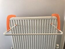 "18"" OVER RADIATOR AIRS CLOTHES/ WASHING/DRYING INDOOR RACK ADJUSTABLE RAIL DRYER"