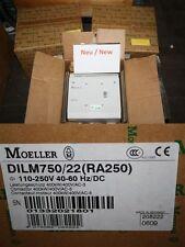 Moeller DIL M750   DILM750/22 RA250  SCHÜTZ 750A CONTACTOR 400KW Leistungsschütz