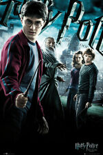 Harry Potter And The Half-Blood Prince - Movie Poster (Regular Style)