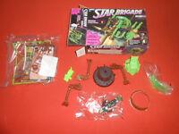 G.I.JOE:  1993 STAR BRIGADE INVADER & BOX ( COBRA)