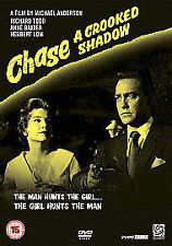 Chase A Crooked Shadow [DVD] [1958], New, DVD, FREE & FAST Delivery