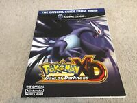 Pokemon XD Gale of Darkness Nintendo Power Official Players Guide GameCube NEW