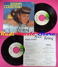 LP 45 7'' PLASTIC BERTRAND Jacques cousteau Paradis 1981 france RKM no cd mc dvd