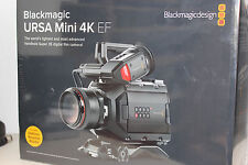 Blackmagic Design Ursa MINI 4k EF commercianti OVP NUOVO immediatamente un prezzo speciale!