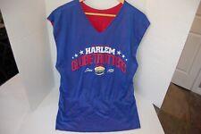 Reversible Harlem Globetrotters Tank Top Red Blue # 21 Basketball Fan Jersey L