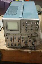 Tektronix 7104 Oscilloscope With X2 7a29 Amplifier X2 7b10 Time Base Modules