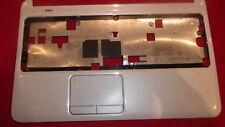 hp dv6-6000 plasturgie basse repose poignets top case blanc
