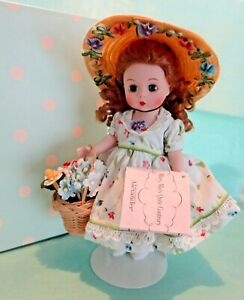 🌺 Rare Madame Alexander Retired 2005 Doll MARY MARY QUITE CONTRARY💐 41125