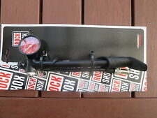 ROCK SHOX 300PSI FORK AND REAR SUSPENSION SHOCK PUMP FOX ROCKSHOX