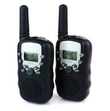 New Long Range 2x Walkie Talkies Talkie Up To 3 km Clear Signal