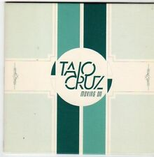 (FJ454) Taio Cruz, Moving On - 2007 DJ CD