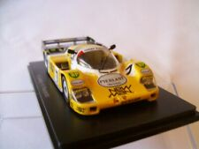 "1984 PORSCHE 956 ""NEW MAN"" WINNER LE MANS 24 Hours LUDWIG / PESCAROLO 1/43 SPARK"