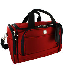 American Flyer Elite Quattro Red Traveling Tote