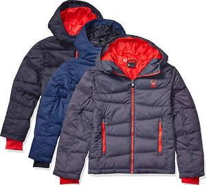 Spyder Little Boys Nexus Puffer Jacket, Color Options