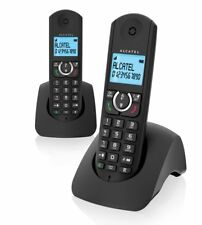 Teléfono Inalámbrico Alcatel F380s duo negro
