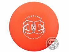 New Lightning Standard #2 Hookshot 128g X-Out Orange Fairway Driver Golf Disc