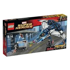NEW LEGO MARVEL SUPER HEROES 76032 THE AVENGERS QUINJET CITY CHASE FREE SHIPPING
