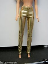 BARBIE DOLL CLOTHES/SHOES  *HANDMADE PANTS*   *NEW*  #489
