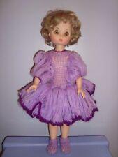FURGA BAMBOLA DAMINA CM 42 VINTAGE ITALY fashion doll toy poupee muneca toy