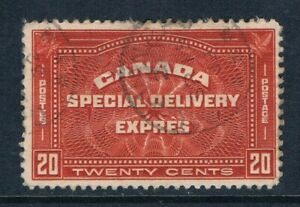 Canada - 1930 - 20¢ Special Delivery - SC E4 [SG S6] USED - H4