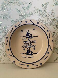 Emma Bridgewater Early Present For A Good Boy Bowl