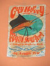 Guy Harvey Presents con Orgullo Southern Tributo A Roca Naranja XL T-Shirt D1441