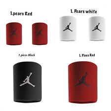 Air Jordan Unisex Wristband Red/Black/white One Size