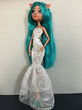 Wedding Dress For Monster High doll!