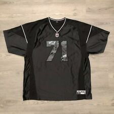 Starter Brand Black Football Jersey #71 Mens Sz Xl