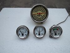 Minneapolis Moline Tractor Tachometer And Gauge Kit Fit Early M670 Gasdiesel