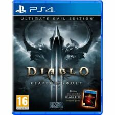 DIABLO III 3 REAPER OF SOULS ULTIMATE EVIL EDITION PS4 GAME VIDEOGIOCO ITALIANO