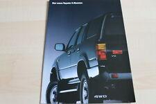 118042) Toyota 4-Runner Prospekt 10/1989