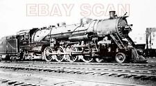 8H680 JUNK NEG/RP 1939 WESTERN RAILWAY OF ALABAMA 4-8-2 LOCO #186 ATLANTA GA