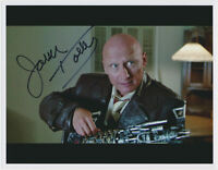 James Tolkan - u.a. BACK TO THE FUTURE - hand signed Autograph Autogramm 20x25cm