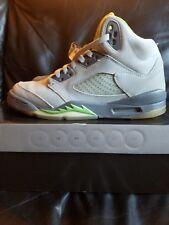 """check out 40ef3 44f94 Air Jordan 5 Retro """"Green Bean"""
