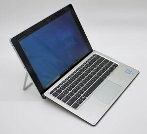 "HP Elite x2 1012 G1 2in1 Tablet  Intel m7-6y75 8G 265G SSD 12"" Touch Win 10 4G"