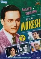 Hits Of Mukesh - Vol 2 - Bollywood Songs DVD