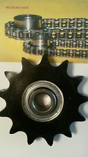 35BB18H-1/2 Bore Idler Sprocket 18 Tooth w/Bearing 203KRR2 for #35 Roller Chain