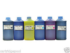 6 Liter refill Ink for DesignJet Z5400 Wide-format Printer MK/C/M/Y/PK/LGY