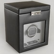 Wolf Module 2.7 Viceroy Single Automatic Watch Winder with Storage 456102
