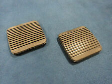 MAZDA B2000, B2200 AND FORD COURIER NEW OEM SET OF TWO PEDAL PADS 3792-43-028