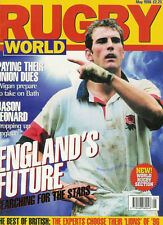 RUGBY WORLD MAGAZINE MAY 1996 - BROTHERS OLD BOYS, ROSSLYN PK SCHOOLS 7s