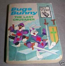 A BIG LITTLE BOOK Bugs Bunny The Last Crusader 1975