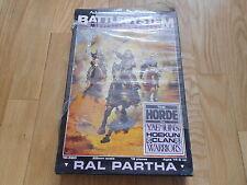 BATTLESYSTEM AD&D - THE HORDE - Ral Partha 10-560 - Miniatures Brigade 25mm