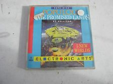 USED BULLFROG 'POPULOUS THE PROMISED LANDS' BOXED AMIGA AND ATARI ST GAME